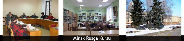 Minsk Rusça Kursu